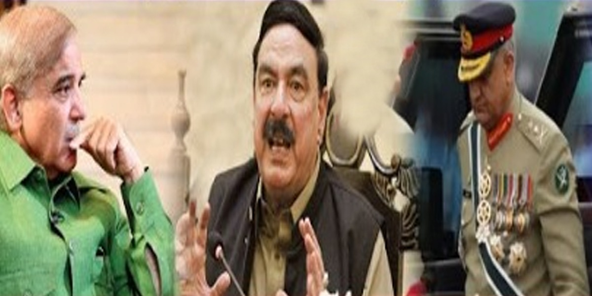 Sheikh Rasheed Reveals Inside Story Of Shahbaz Sharif's Meeting With COAS