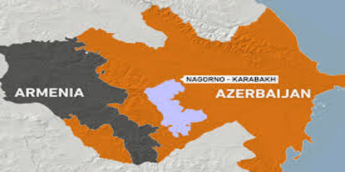 When Did Ongoing Conflict Between Armenia And Azerbaijan Begin?