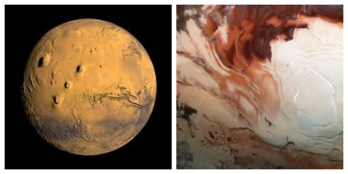 Scientists Discover 3 Underground Lakes Of Water On Mars