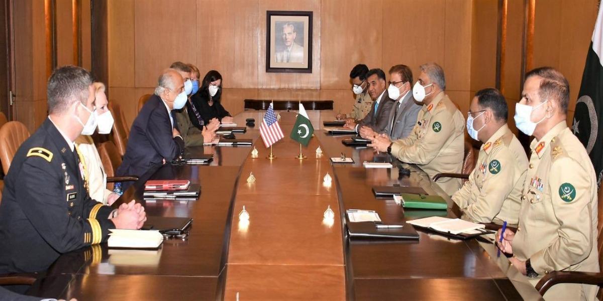 PM Khan has given clear vision regarding peace: COAS
