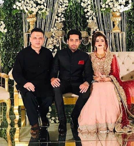 Salman Saeed wedding