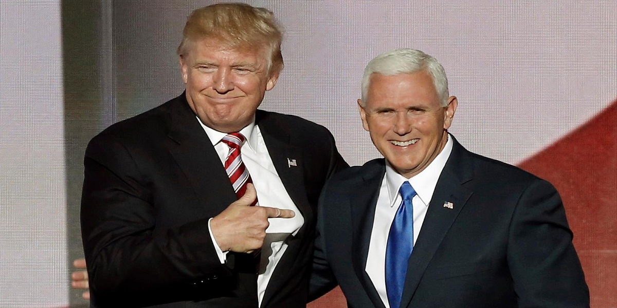 Mike Pence was on standby to 'take over' during Trump's hospital visit, report
