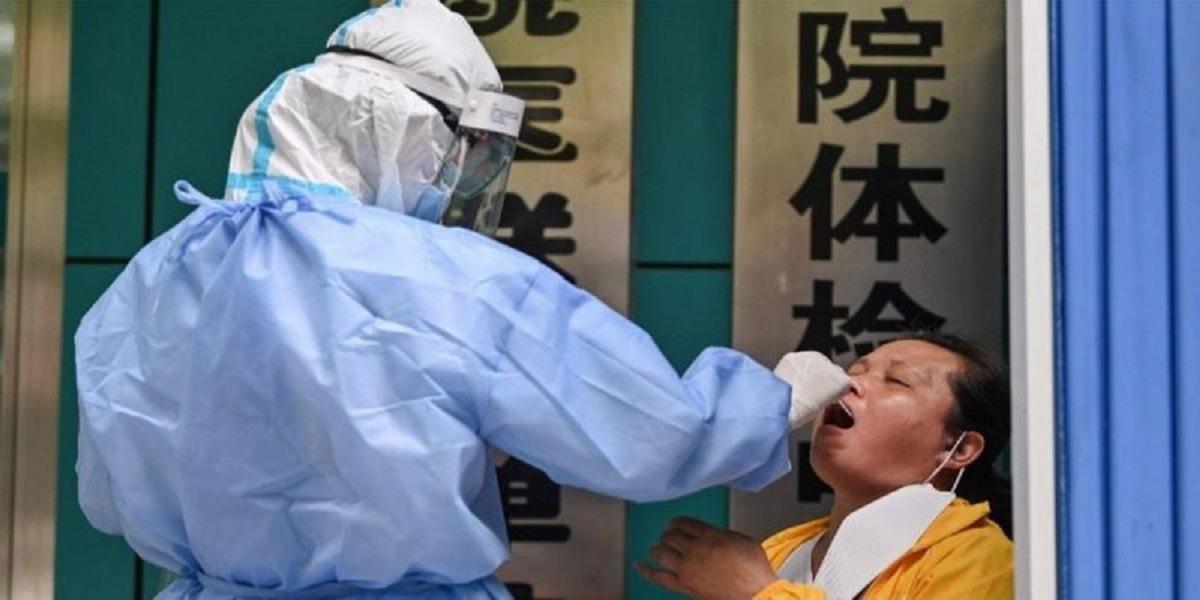 Coronavirus China Xinjiang Kashgar