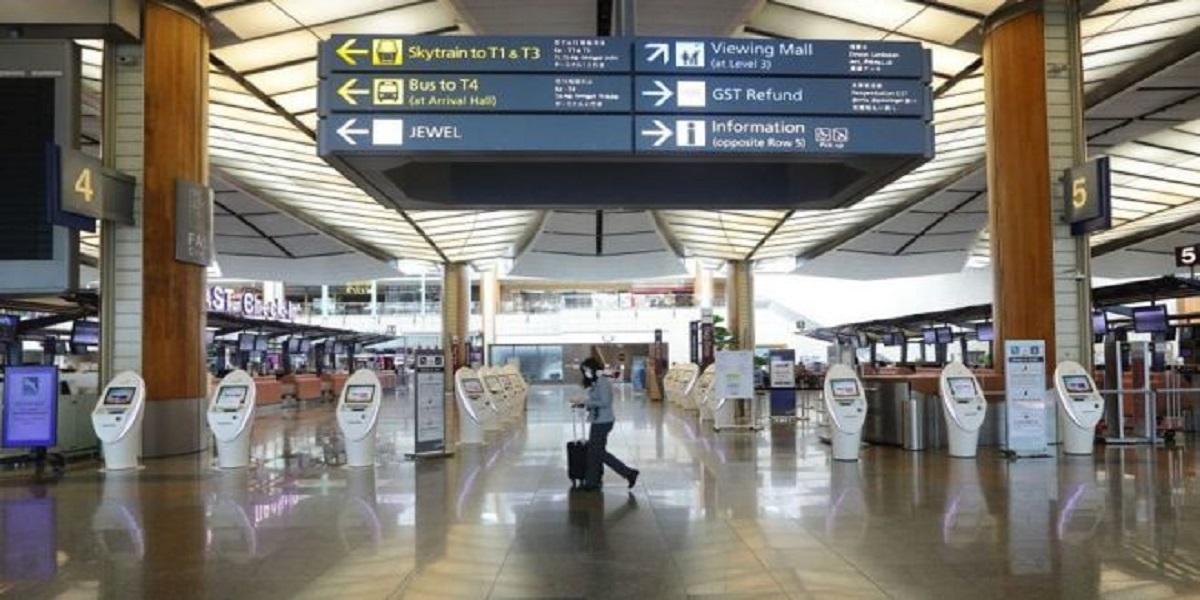 Changi airport crisis