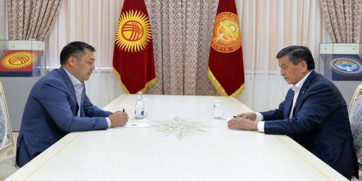 Kyrgyzstan election PM