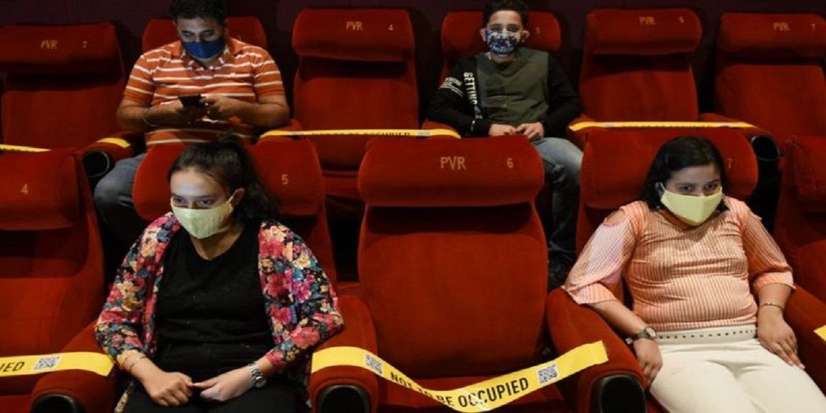 Coronavirus India cinemas