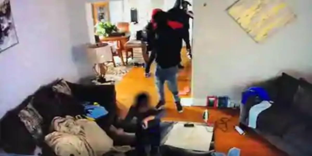 5-YEAR-OLD BOY VIDEO