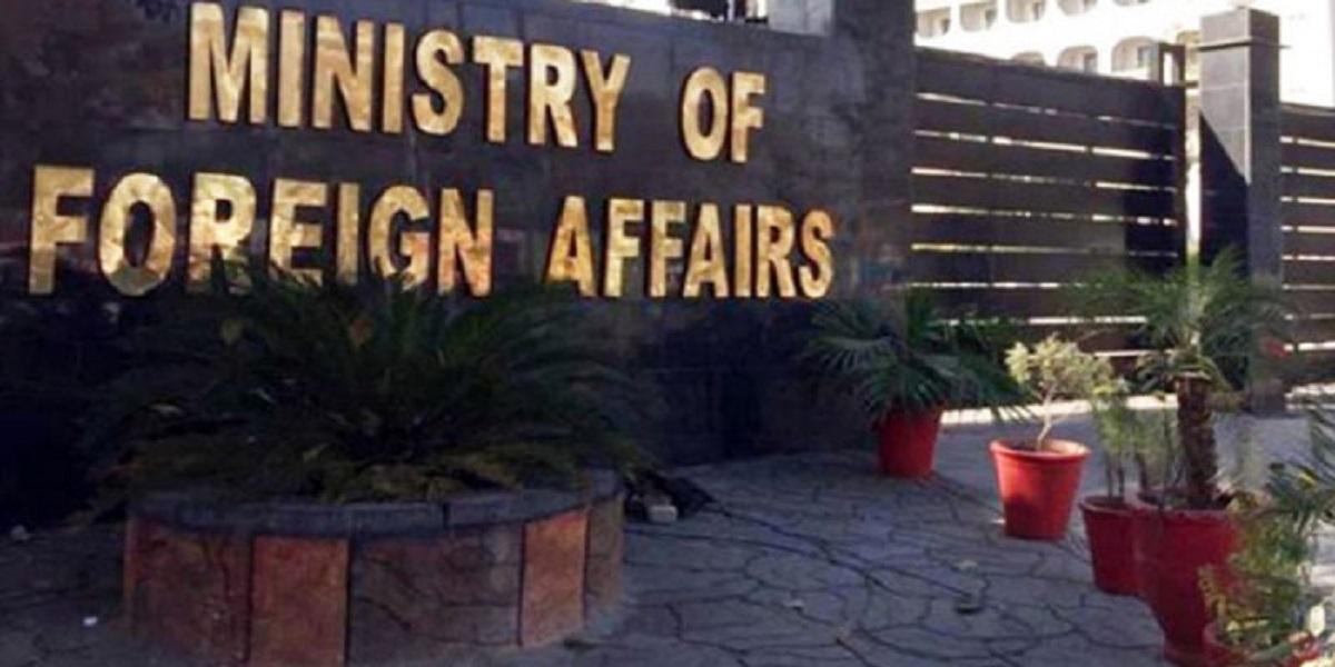 Indian diplomat summoned