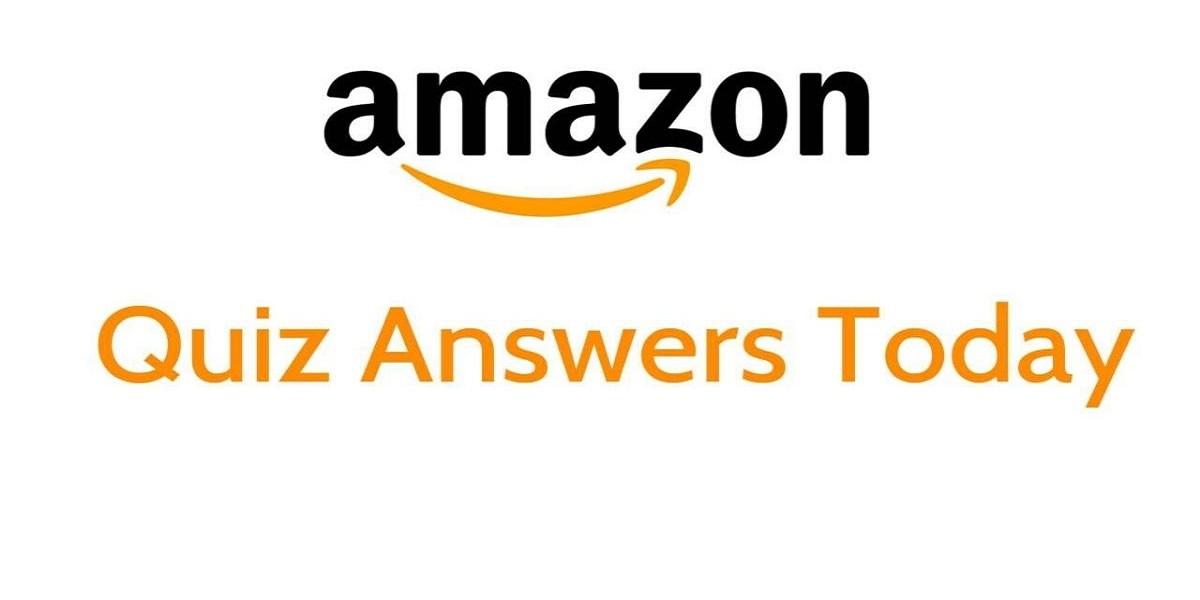 Amazon Quiz today 28 October 2020
