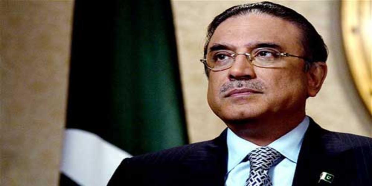 Asif Ali Zardari health