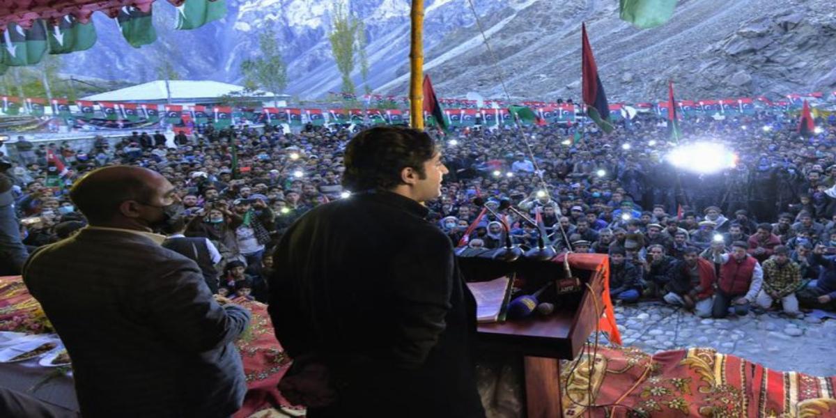Bilawal Bhutto Zaradri Gilgit Baltistan