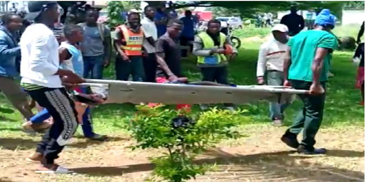 Cameroon school attack