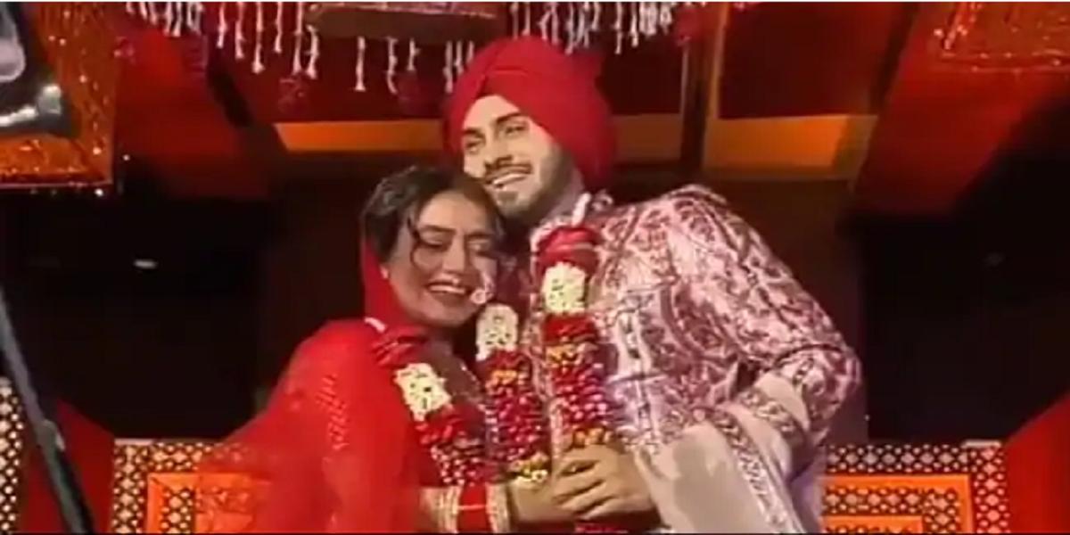 Neha Kakar wedding videos