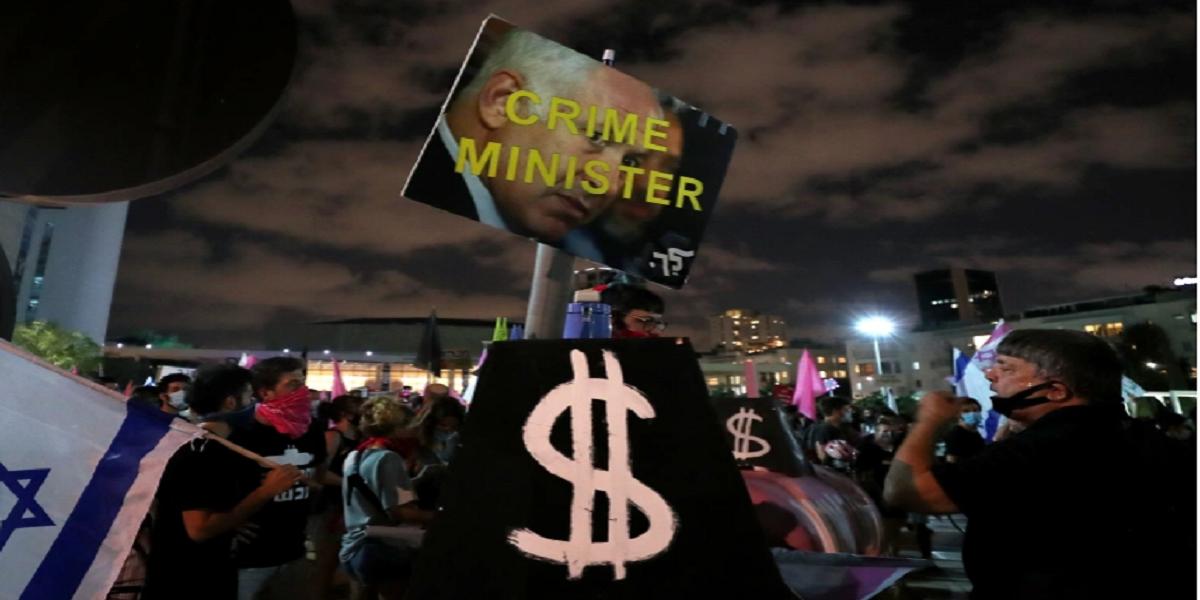 Benjamin Netanyahu Israel protests