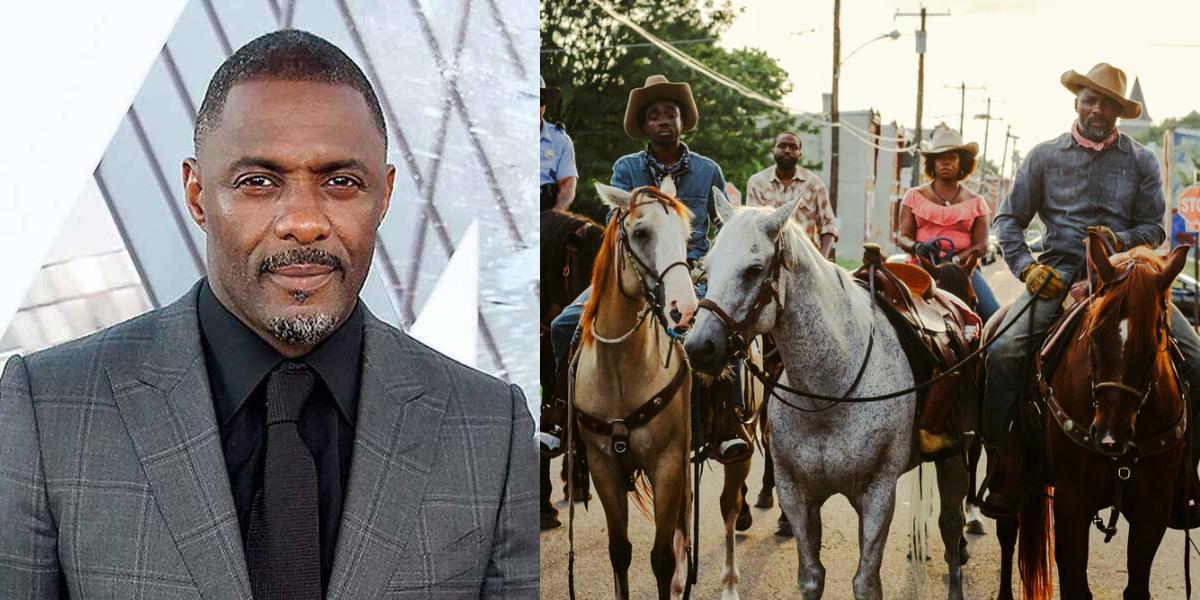 Idris Elba Concrete Cowboys