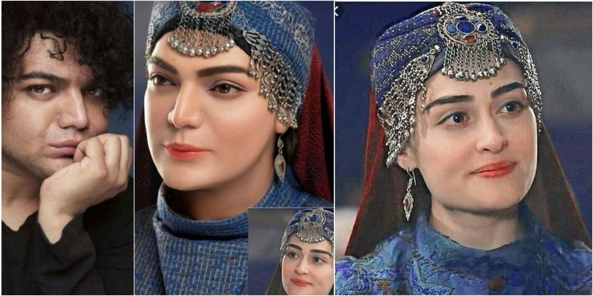 Halime Sultan Esra Bilgic Shoaib Khan