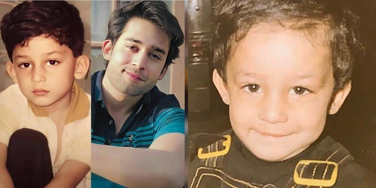 Bilal Abbas childhood photos