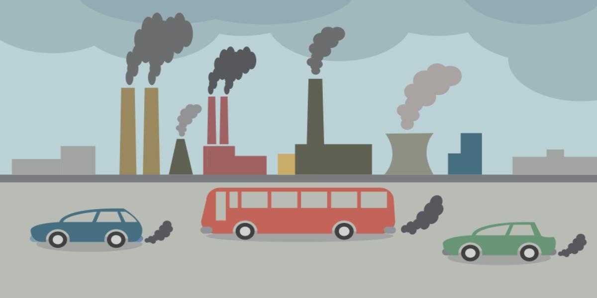 air pollution worldwide