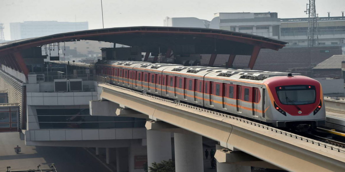 orange line metro