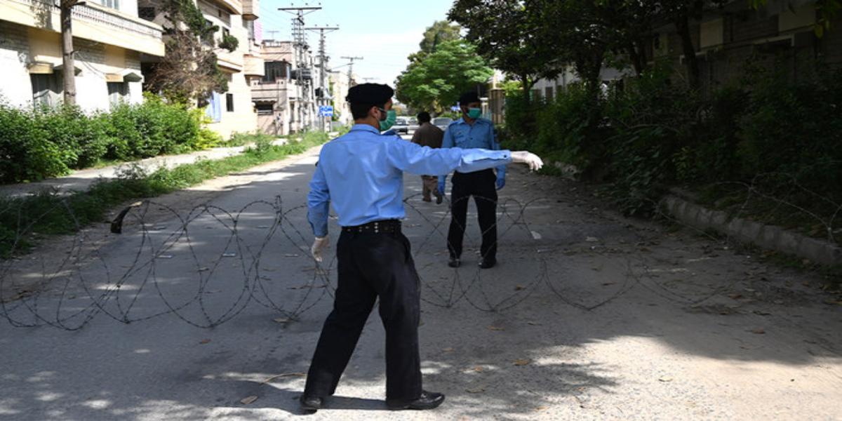 Islamabad mini lockdown