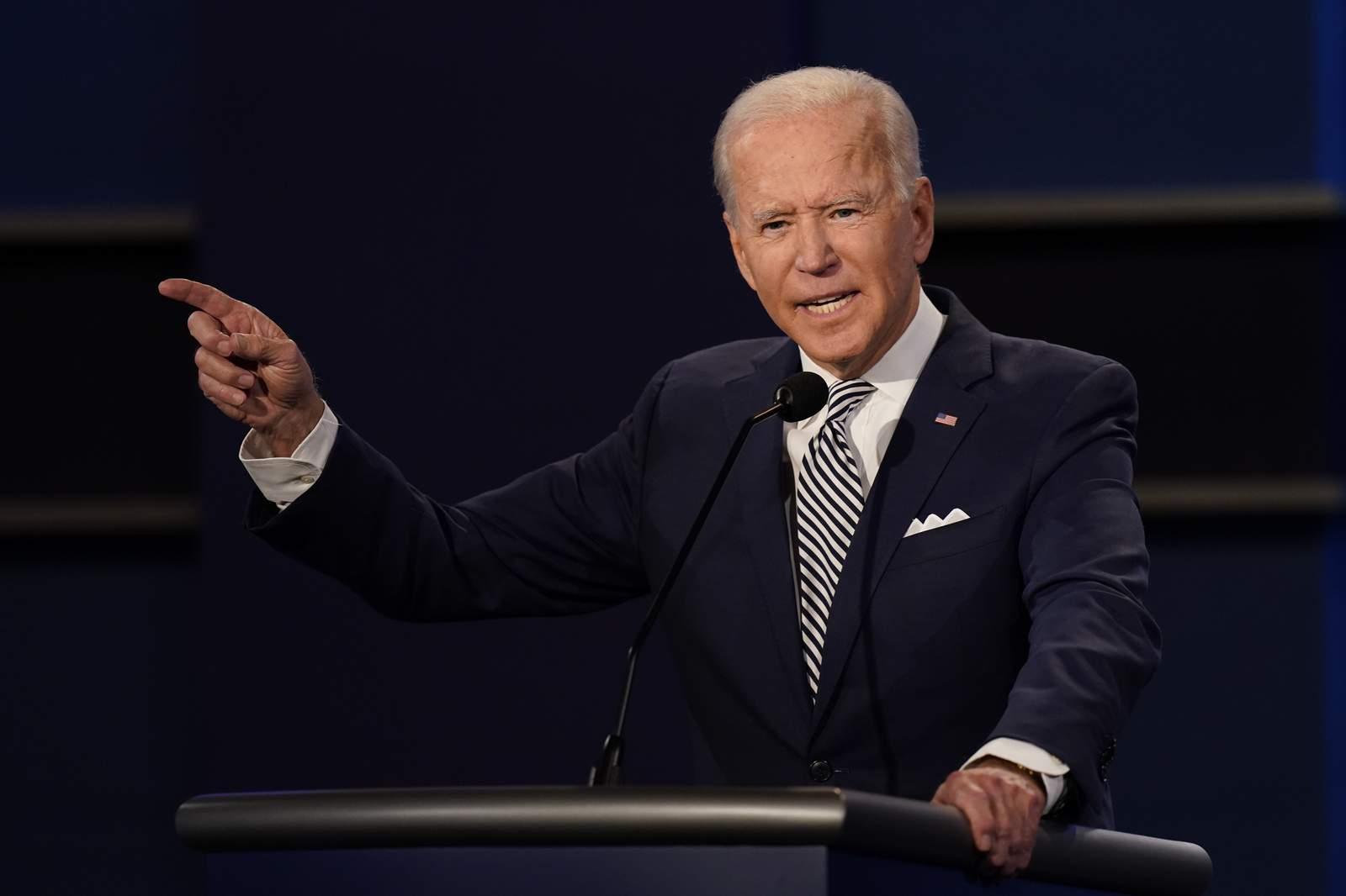 US Election 2020 Biden