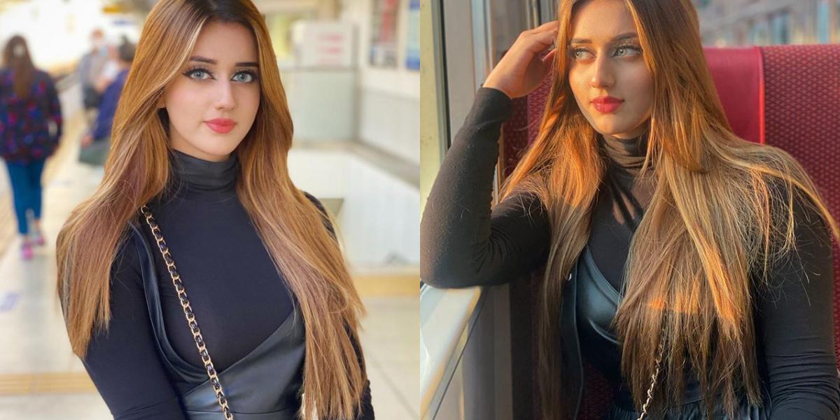 Jannat Mirza leaves Pakistan