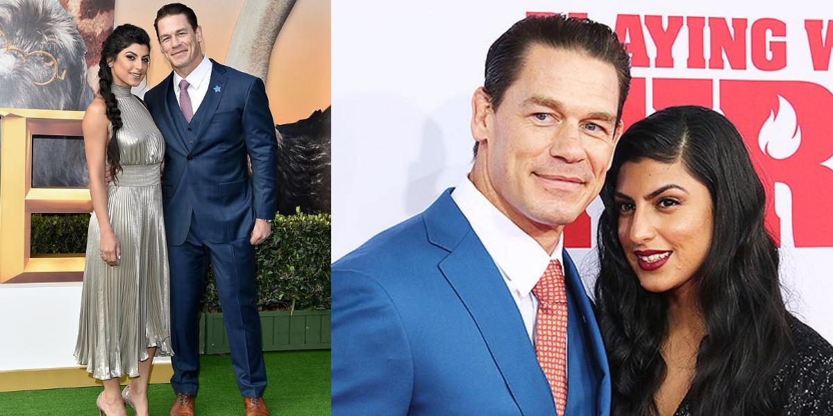 John Cena secret wedding