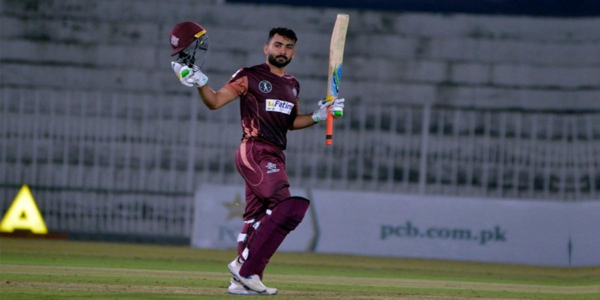 Record-setter Khushdil Shah smashes fastest T20 century by a Pakistani