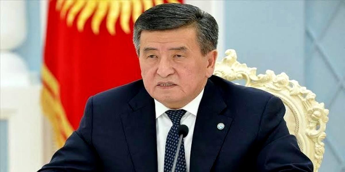 Kyrgyz President