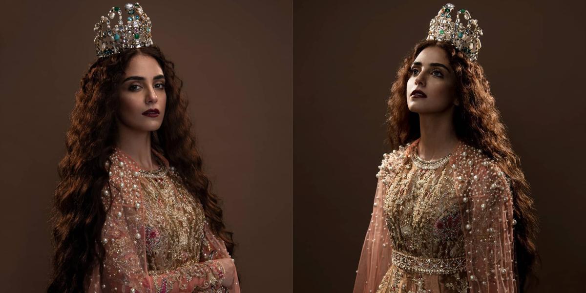 Maya Ali latest photoshoot