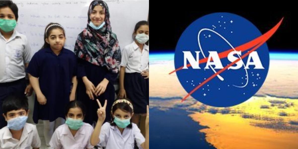 NASA RESPONSE TO FOURTH GRADERS