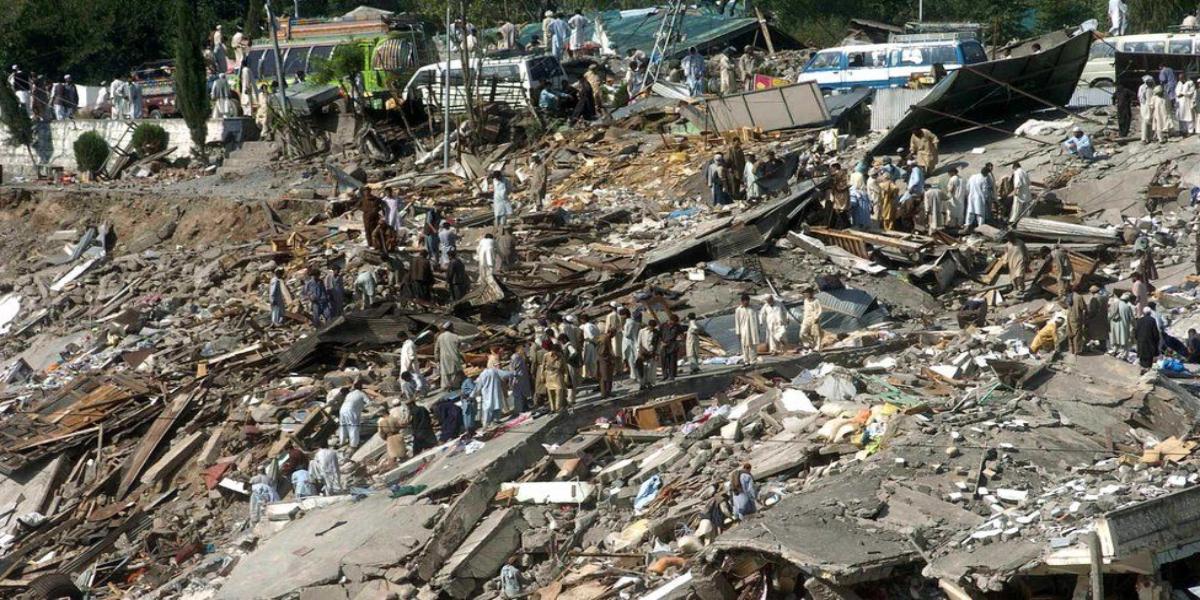 October 8 earthquake anniversary