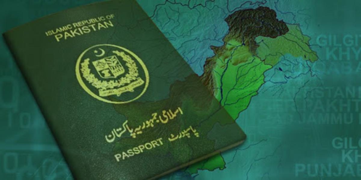 Pakistani passport ranking