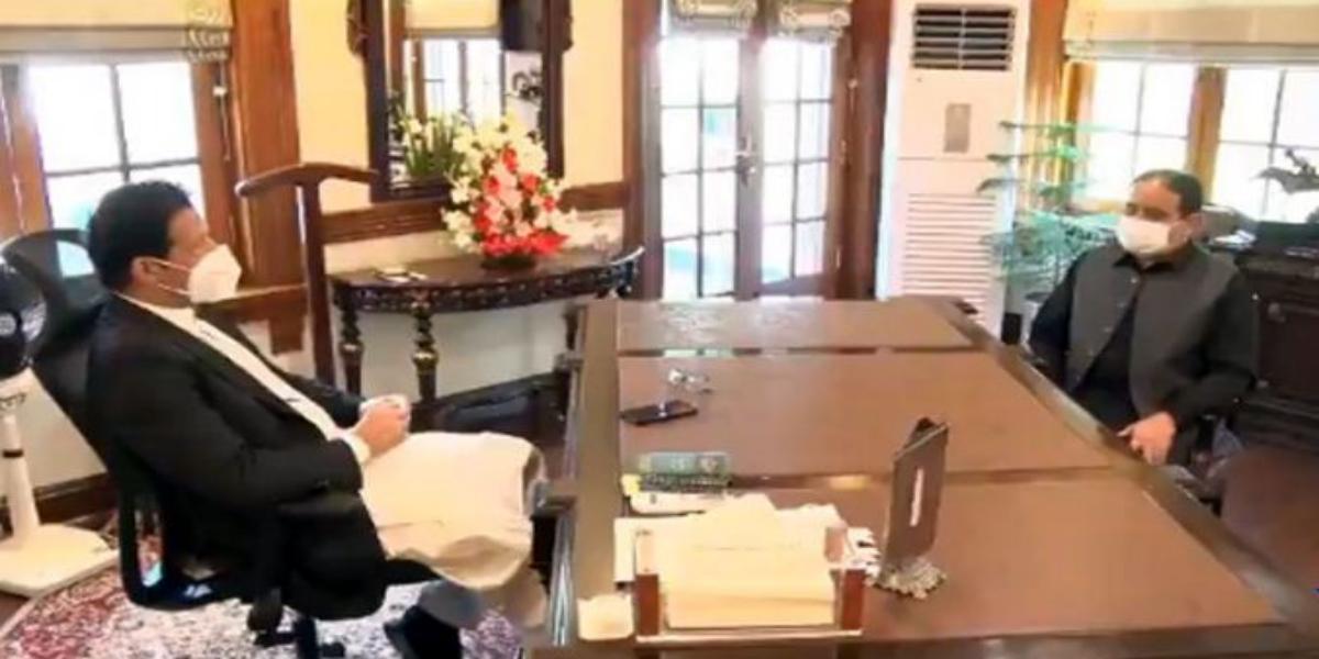 PM Imran Usman Buzdar