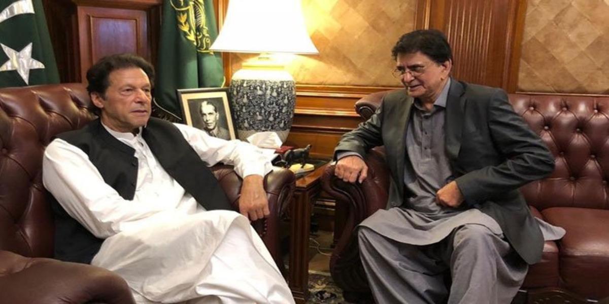 PM advisor Shabizada Jahangir