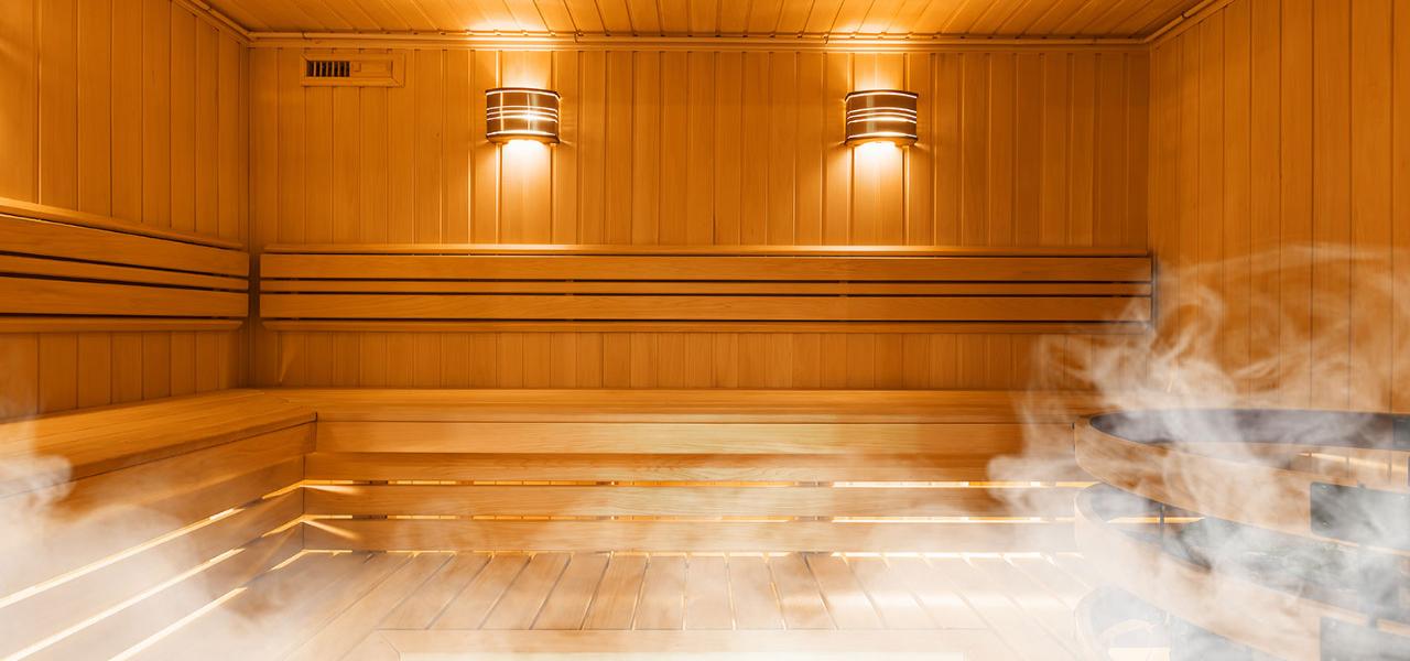 Sauna Bath health benefits
