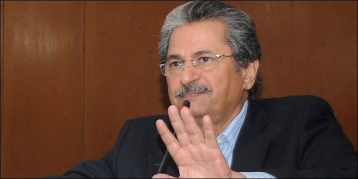 'Board exams to begin after June 15 in Pakistan,' announces Shafqat Mahmood