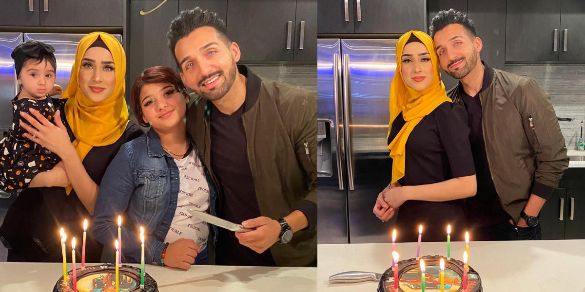 Sham Idrees Extends Thankfulness To Fans Family For Birthday Wishes