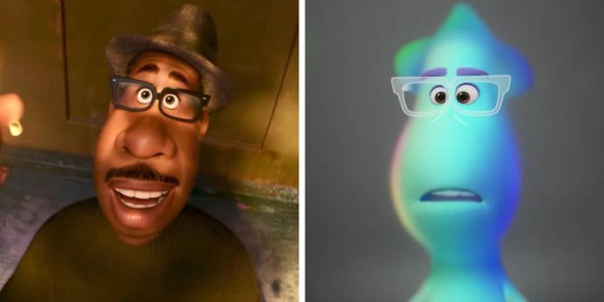 Pixar animated soul