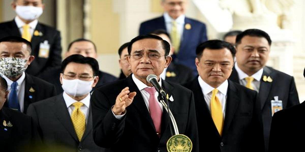 Prayuth, Thai PM Won't Resign Despite Months Long Protests.