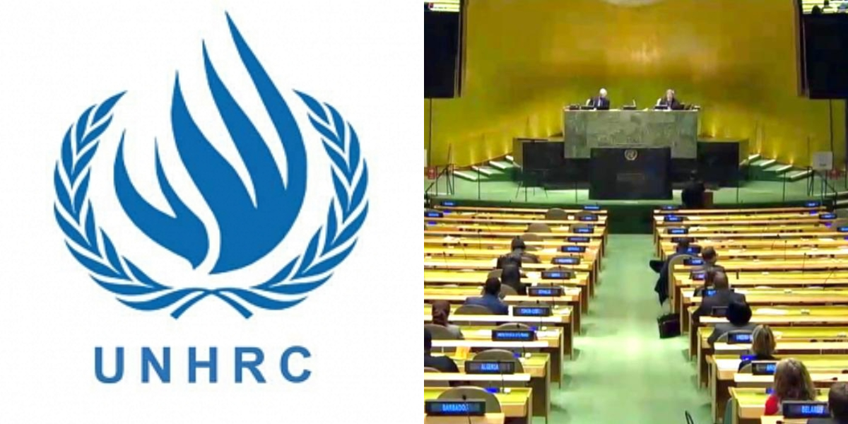 UN Human Rights Council Member