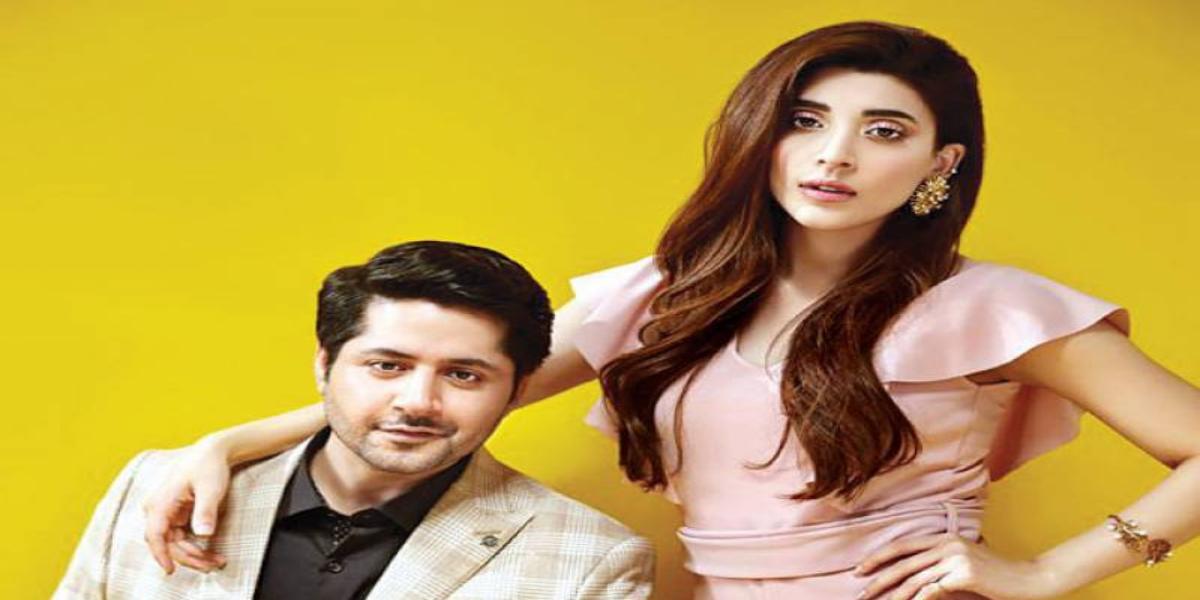 Urwa Hocane and Imran Ashraf