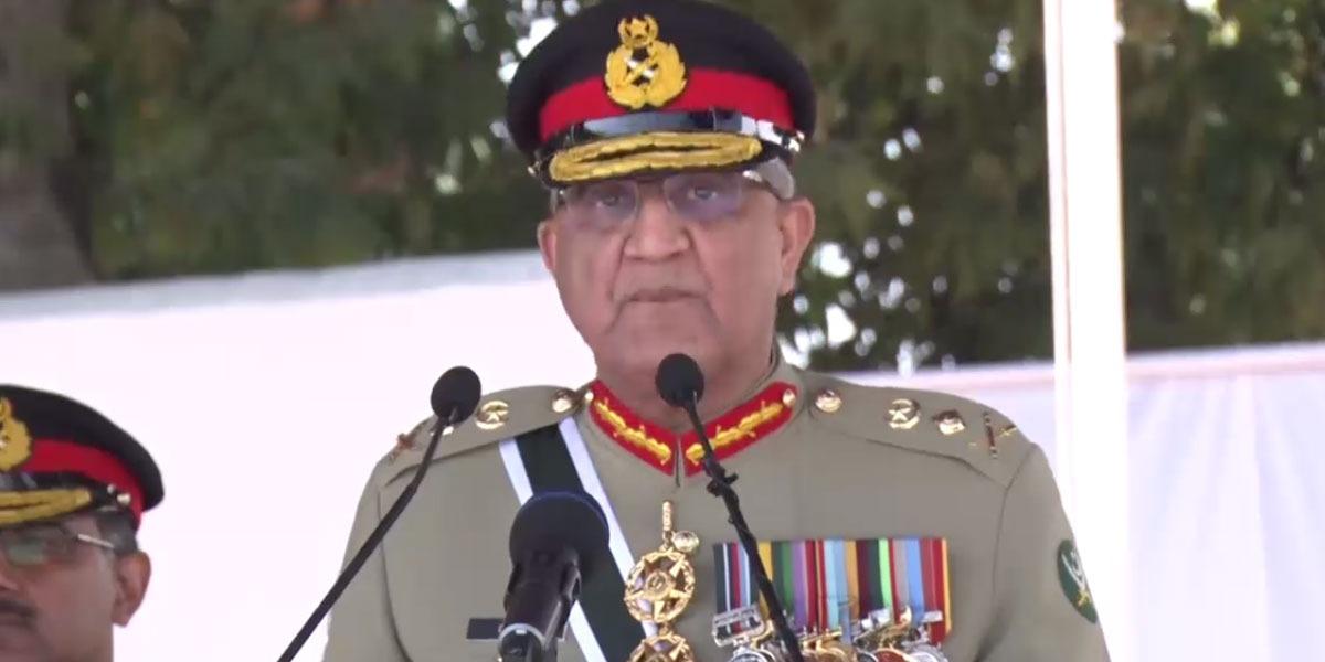 Pakistan, India Must Resolve Longstanding Issue of Kashmir: COAS