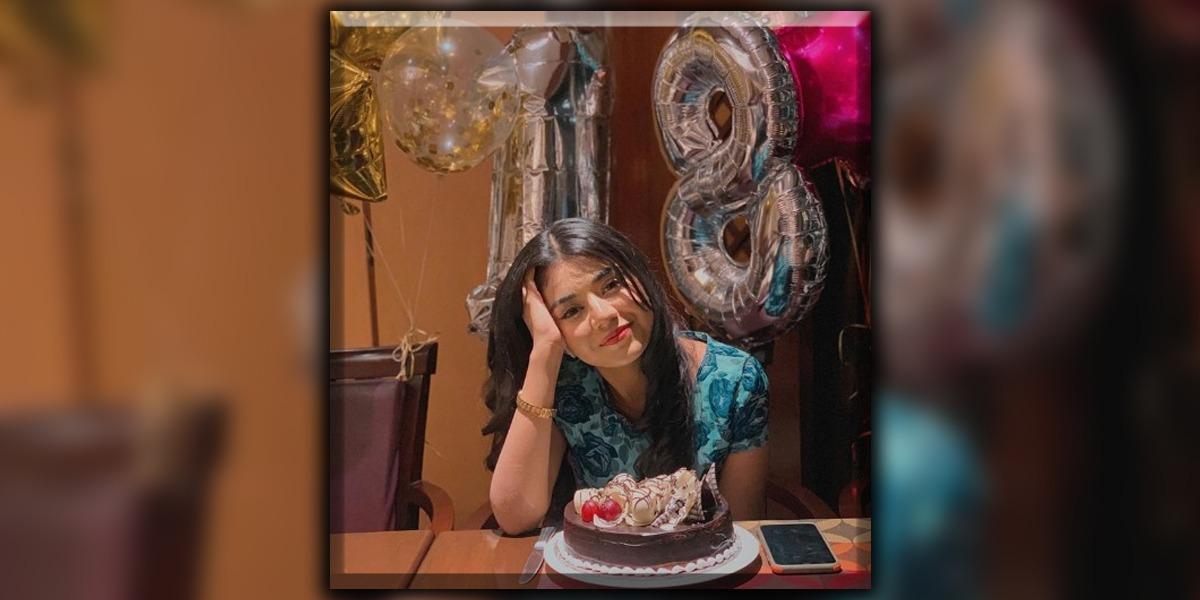 Areeka Haq birthday