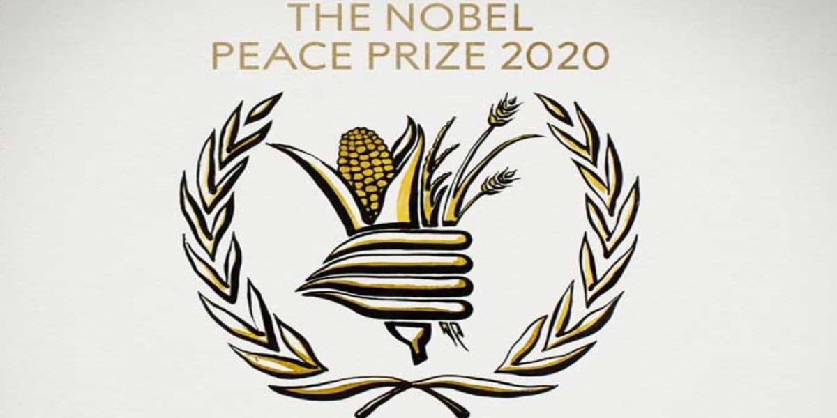World Food Programme Nobel prize