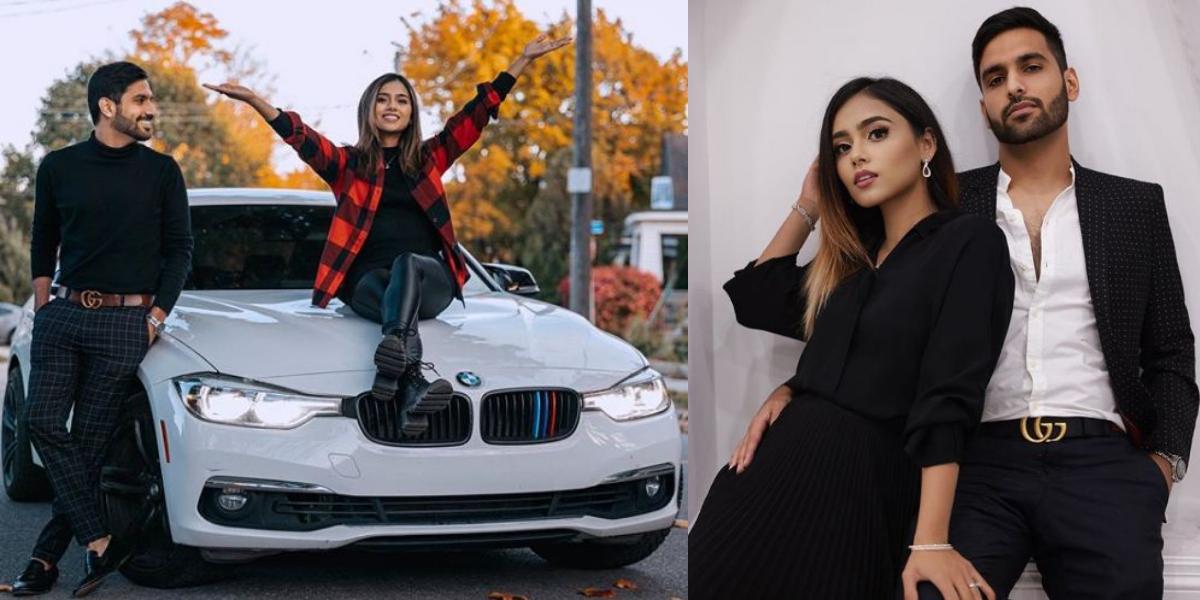 Zaid Ali BMW for wife