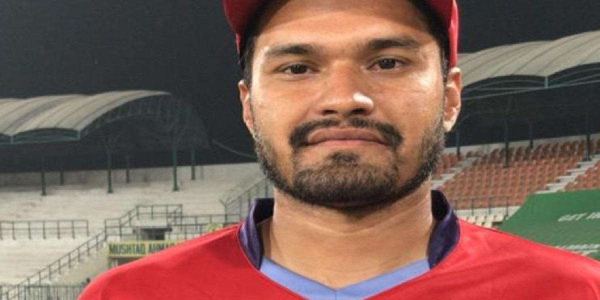 Batsman Zeeshan Malik reveals his goal for the National T20 Cup
