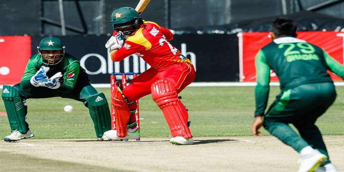 Pakistan Vs Zimbabwe Squad