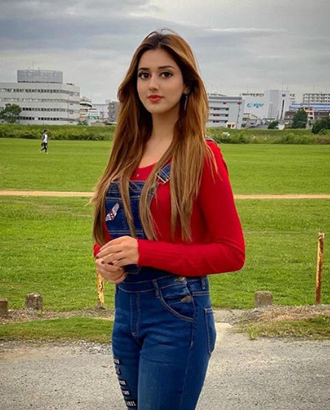 Jannat Mirza tiktok