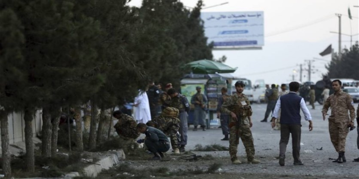 Afghanistan: Suicide Blast Near Education Center Kills 13